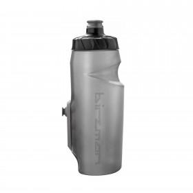Фляга Birzman BottleCleat черная, 650мл