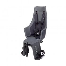 Детское велокресло Bobike Exclusive maxi Plus Carrier / Urban grey