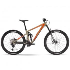 "Велосипед Ghost RIOT ENDURO AL/AL Universal 29"", рама L, серо-оранжевый, 2021"