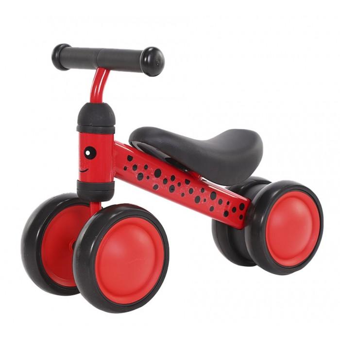 """Детский беговел Tilly balance (Тилли Баланс Гуди) 6"""" Goody T-212525 Red Цвет Красный"""