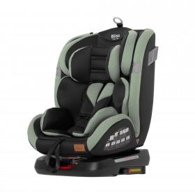 Детское автокресло Tilly Bliss (Тилли Блисс) T-535 Olive Green 0+1+2+3 ISOFIX з поворотом (6900141000126) Цвет Зеленый