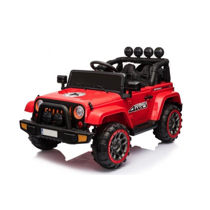 Детский электромобиль T-7833 EVA RED, красный