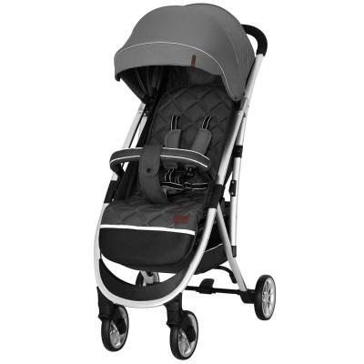 Детская прогулочная коляска Carrello Gloria (Каррелло Глория) CRL-8506/1 Iron Gray , с дождевиком Цвет Серый