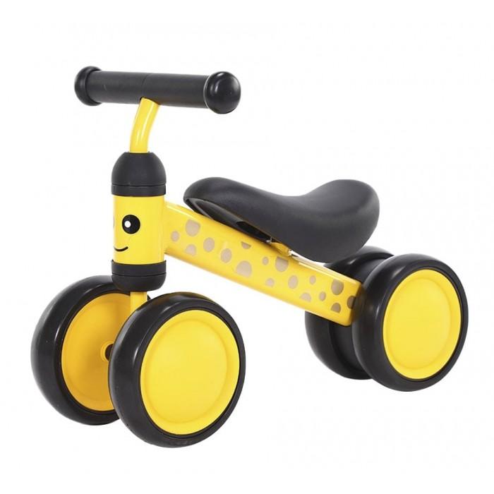 "Детский беговел Tilly balance (Тилли Баланс Гуди) 6"" Goody T-212525 Yellow Цвет желтый"
