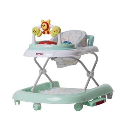 Детские ходунки 3 в 1 Carrello Libero (Каррелло Либеро) CRL-9602/2 Azure, (Детские ходунки, качели, каталка) (6900096000547) Цвет Лазурь
