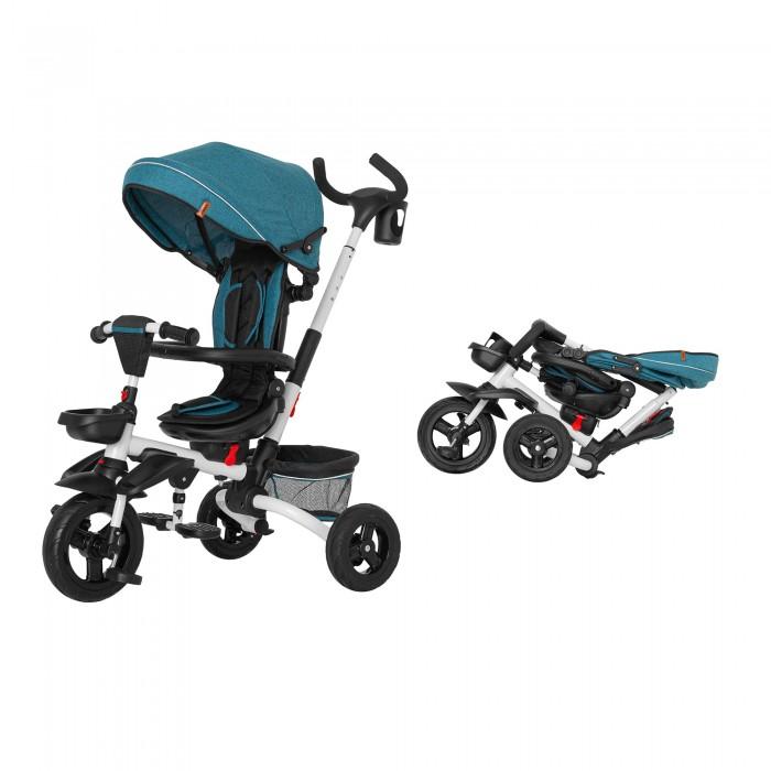 Велосипед трехколесный Tilly FLIP (Тилли Флип) T-390 Зелений (6900009006918) Цвет Зеленый