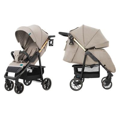 Детская прогулочная коляска Carrello Echo (Каррелло Эхо) CRL-8508/2 Camel Beige Цвет Бежевый