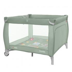 Детский манеж Carrello Grande (Каррелло Гранде) CRL-9204/1 Mint Green (6900092000688) Цвет Зеленый