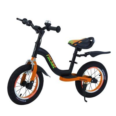"""Детский беговел Tilly balance (Тилли Баланс Рокэт) 12"""" Rocket T-212520/1 Orange (6900108000657) Цвет Оранжевый"""