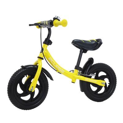 "Детский беговел Tilly balance (Тилли Баланс Эклипс) 12"" Eclipse T-21254/1 Yellow (6900108000701) Цвет желтый"