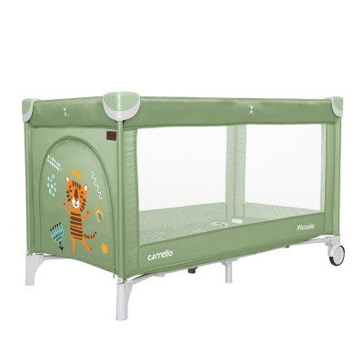 Детский манеж CRL-9203/1 Mint Green, CARRELLO Piccolo
