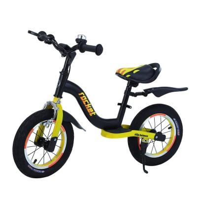 "Детский беговел Tilly balance (Тилли Баланс Рокэт) 12"" Rocket T-212520/1 Yellow (6900108000664) Цвет желтый"