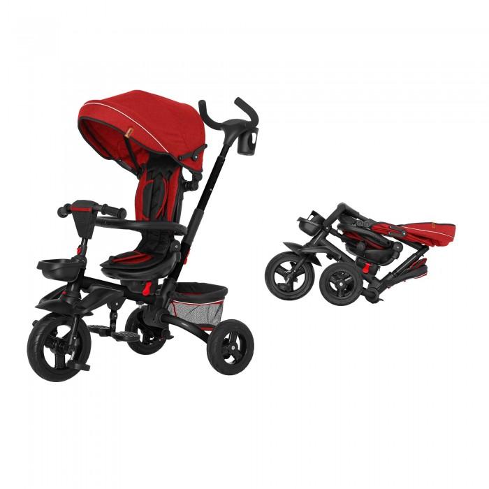 Велосипед трехколесный Tilly FLIP (Тилли Флип) T-390 Червоний (6900009006888) Цвет Красный