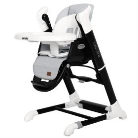 Детский стульчик -качели Carrello Cascata (Каррелло Каската) CRL-10303/1 Ash Grey Цвет Серый