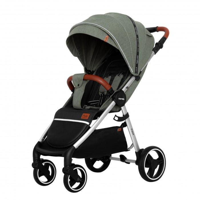 Детская прогулочная коляска Carrello Pulse (Каррелло Пульс) CRL-5507 Aloe Green (6900080000119) Цвет Зеленый