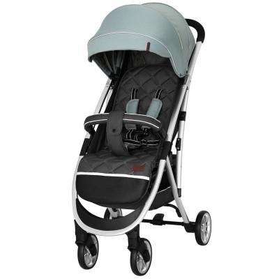 Детская прогулочная коляска Carrello Gloria (Каррелло Глория) CRL-8506/1 Slate Blue , с дождевиком Цвет Синий