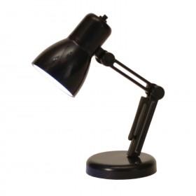Мини LED лампа для чтения, черная